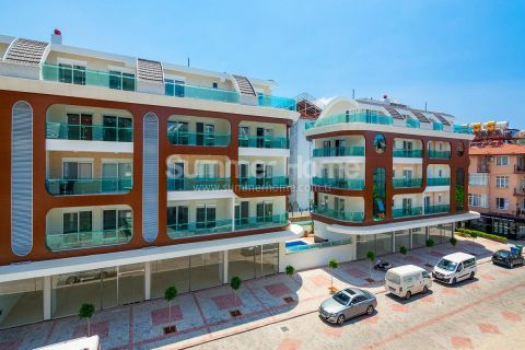 New Sea View Apartments in Alanya - 3