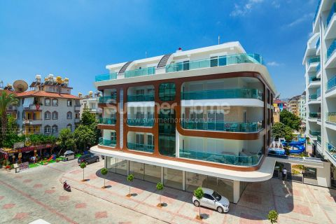 New Sea View Apartments in Alanya - 7