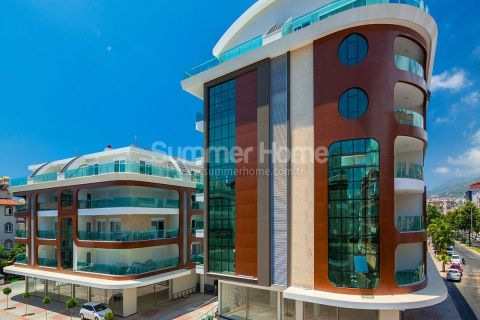 New Sea View Apartments in Alanya - 8