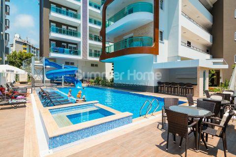 New Sea View Apartments in Alanya - 10