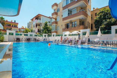 New Sea View Apartments in Alanya - 11