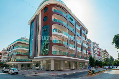 New Sea View Apartments in Alanya - 14