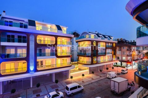 New Sea View Apartments in Alanya - 16