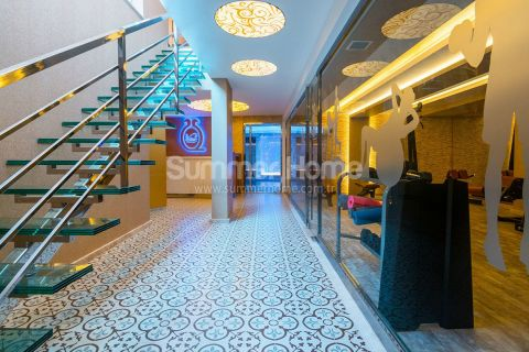 New Sea View Apartments in Alanya - Interior Photos - 26