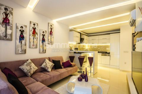 New Sea View Apartments in Alanya - Interior Photos - 29