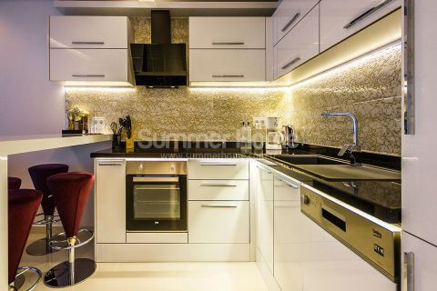 New Sea View Apartments in Alanya - Interior Photos - 31