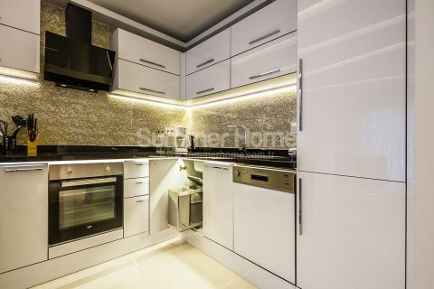 New Sea View Apartments in Alanya - Interior Photos - 32