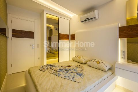 New Sea View Apartments in Alanya - Interior Photos - 36