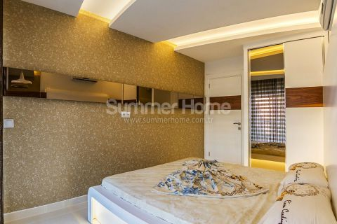 New Sea View Apartments in Alanya - Interior Photos - 37