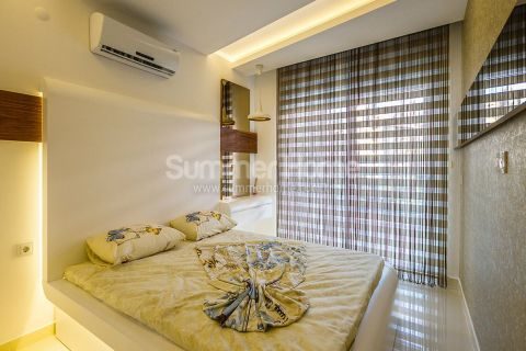 New Sea View Apartments in Alanya - Interior Photos - 38