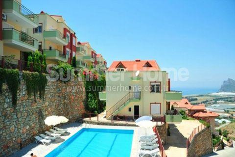 Квартиры с невероятным видом на море в городе Газипаша