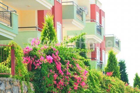 Квартиры с невероятным видом на море в городе Газипаша - 4