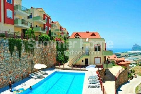 Квартиры с невероятным видом на море в городе Газипаша - 7