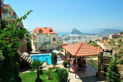 Квартиры с невероятным видом на море в городе Газипаша - 10