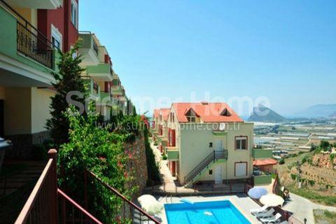 Квартиры с невероятным видом на море в городе Газипаша - 11