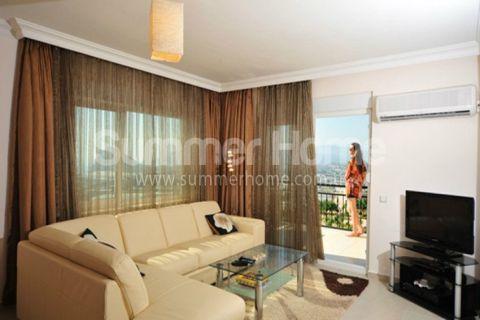 Квартиры с невероятным видом на море в городе Газипаша - Фотографии комнат - 14