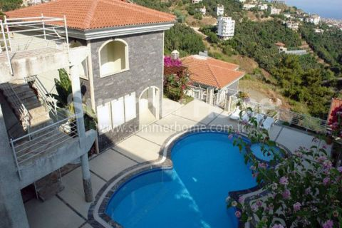Magnificent Begonville Villas in Alanya - 2