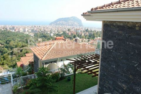 Magnificent Begonville Villas in Alanya - 9