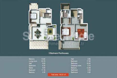 2/3 Zimmer-Wohnungen in Side - Immobilienplaene - 19