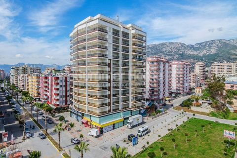 Roomy Apartments for Sale in Alanya