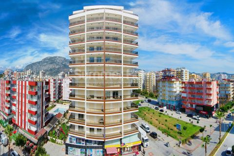 Roomy Apartments for Sale in Alanya - 13