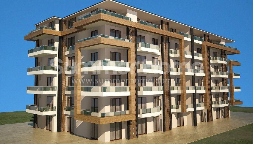 阿拉尼亚经济实惠的精品公寓 general - 3