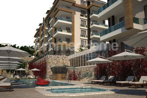 Splendid Apartments for Reasonable Prices in Alanya