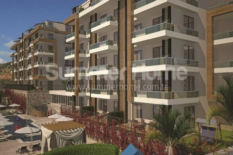 Pleasant Apartments and Penthouses in Alanya - 4