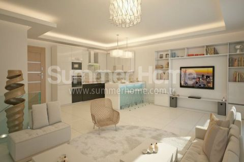 Pleasant Apartments and Penthouses in Alanya - Interior Photos - 7