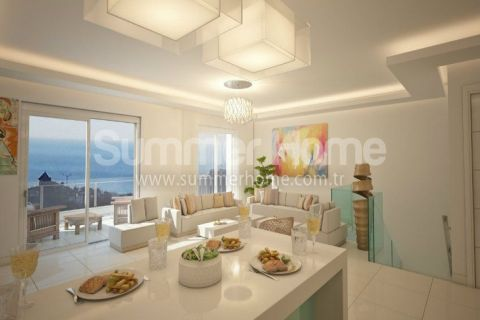 Pleasant Apartments and Penthouses in Alanya - Interior Photos - 8