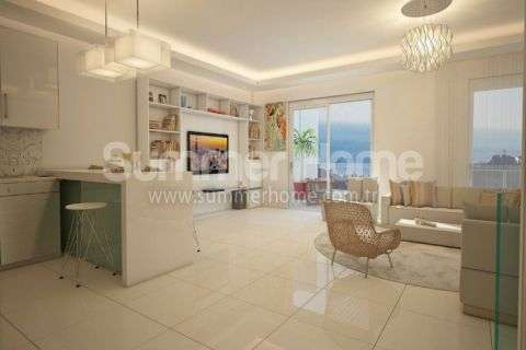 Pleasant Apartments and Penthouses in Alanya - Interior Photos - 9