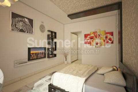 Pleasant Apartments and Penthouses in Alanya - Interior Photos - 10