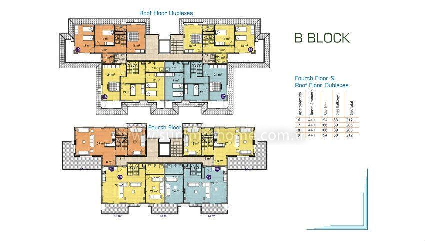阿拉尼亚经济实惠的精品公寓 plan - 6