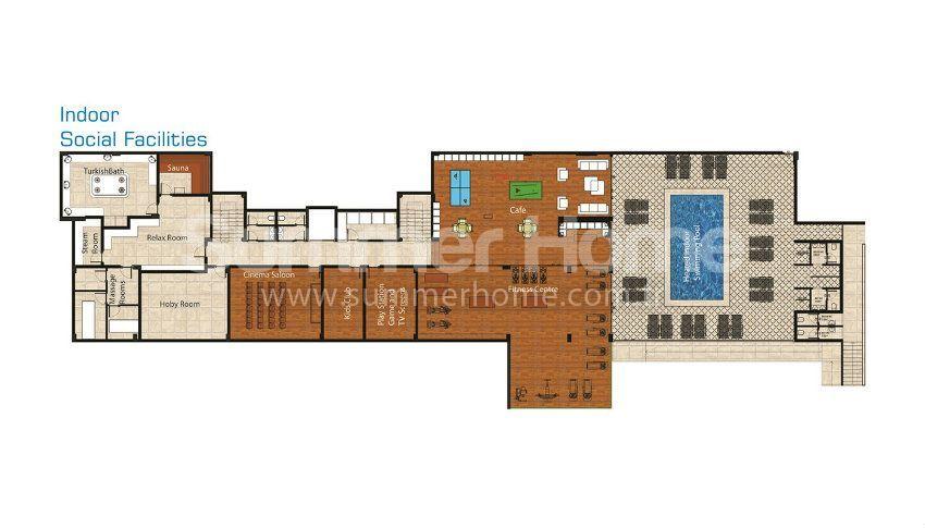 阿拉尼亚经济实惠的精品公寓 plan - 7