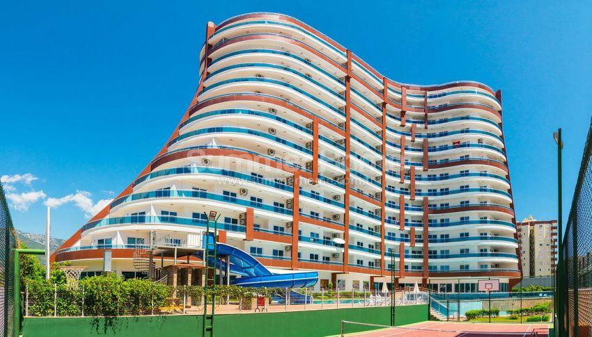 阿拉尼亚马赫穆特拉尔的豪华公寓,有山景和海景 general - 3