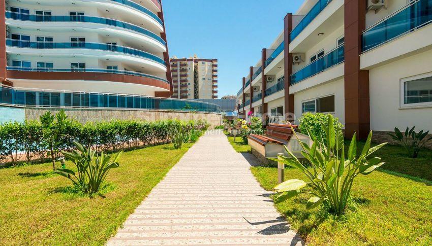 阿拉尼亚马赫穆特拉尔的豪华公寓,有山景和海景 general - 4