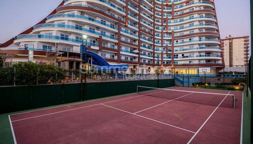 阿拉尼亚马赫穆特拉尔的豪华公寓,有山景和海景 general - 6