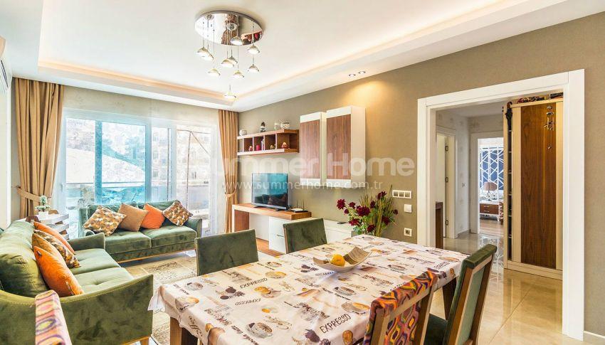 阿拉尼亚马赫穆特拉尔的豪华公寓,有山景和海景 interior - 9