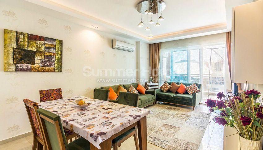 阿拉尼亚马赫穆特拉尔的豪华公寓,有山景和海景 interior - 10