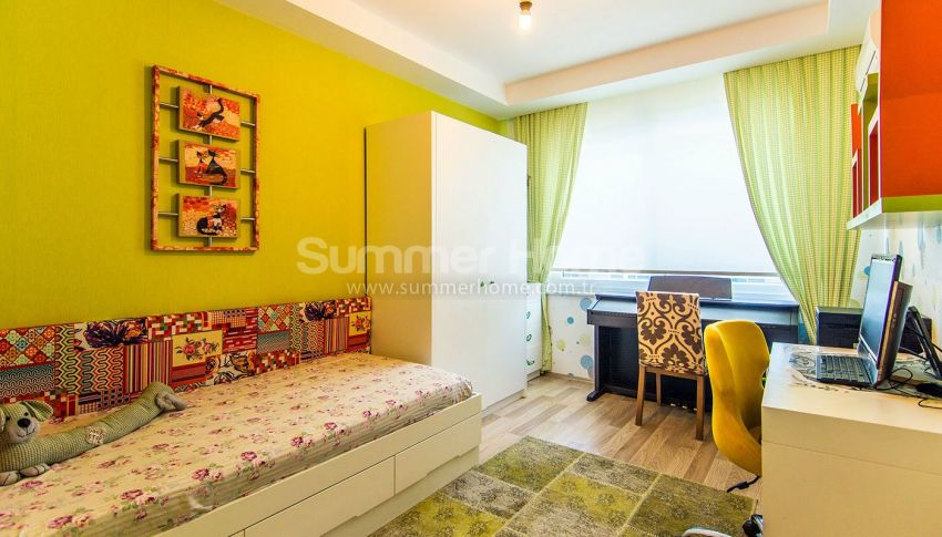 阿拉尼亚马赫穆特拉尔的豪华公寓,有山景和海景 interior - 11