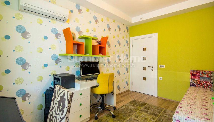 阿拉尼亚马赫穆特拉尔的豪华公寓,有山景和海景 interior - 12