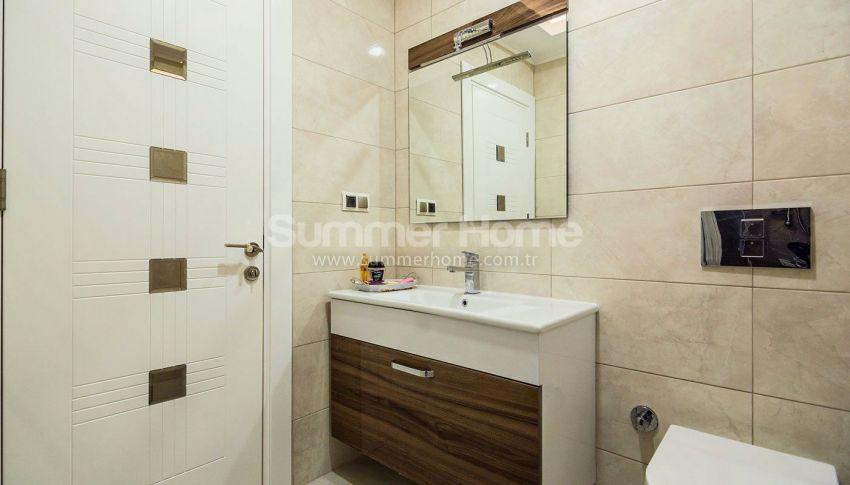 阿拉尼亚马赫穆特拉尔的豪华公寓,有山景和海景 interior - 14