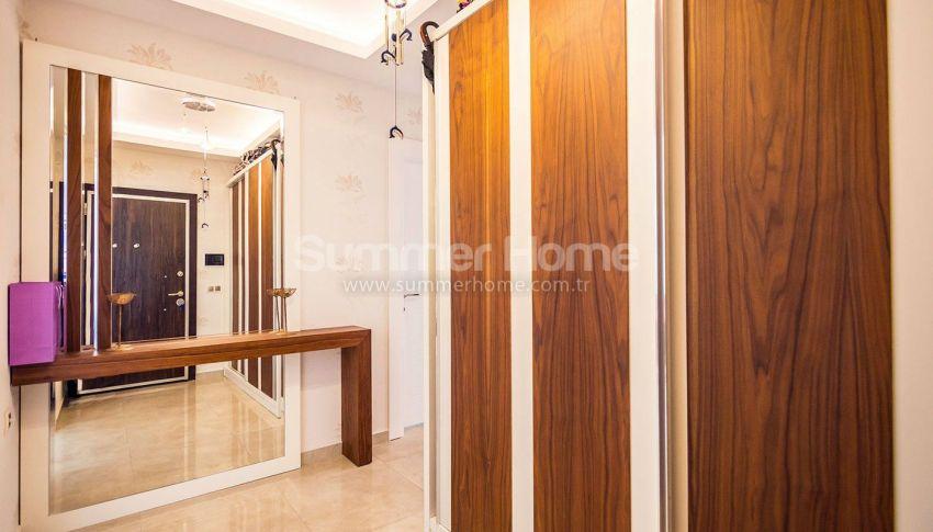 阿拉尼亚马赫穆特拉尔的豪华公寓,有山景和海景 interior - 15