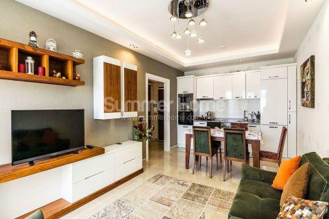 Prekrásne apartmány a penthousy v Alanyi - Fotky interiéru - 22