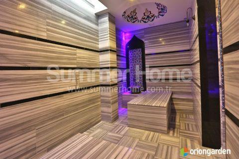 Kráľovský penthouse na predaj v Orion IV v Alanyi - Fotky interiéru - 16