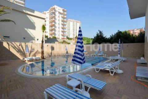 Low-Priced Flats in Good Location in Alanya