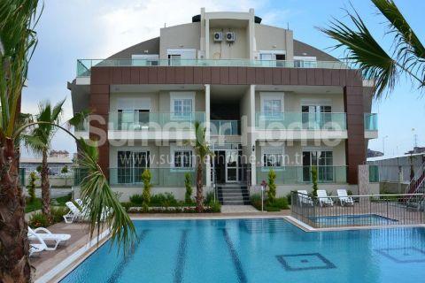 Хорошо обустроены квартиры на продажу в Сиде - 1