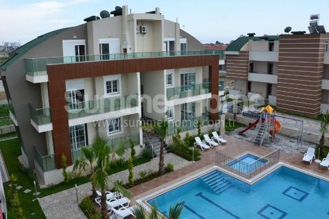 Хорошо обустроены квартиры на продажу в Сиде - 4