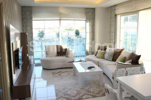 Хорошо обустроены квартиры на продажу в Сиде - Фотографии комнат - 21
