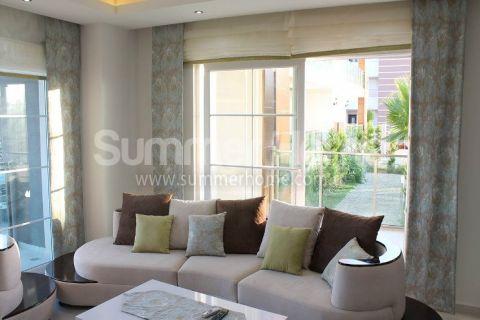 Хорошо обустроены квартиры на продажу в Сиде - Фотографии комнат - 22